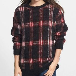 Michael Kors Plaid Sweater